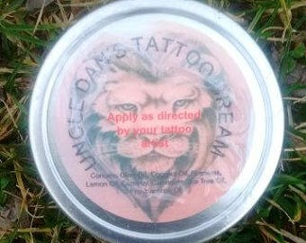 All Natural Tattoo Care Salve
