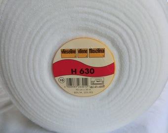 0,5m Volumenvlies H 630 von Vlieseline in weiß, 90cm breit
