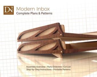Modern Inbox Plans (PDF)