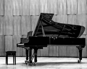 self playing steinhven sg227 - high gloss black concert grand piano