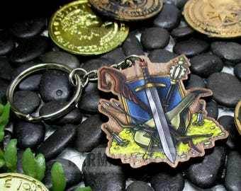 Keychain - Player Character
