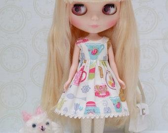 Time for tea Spring/Summer dress for Blythe