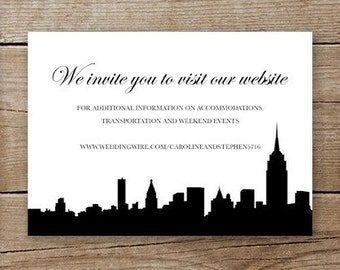 Nyc invitations Etsy