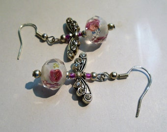 Flower Fairy Earrings