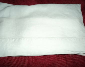 Large hot/cold dry recycled white cotton
