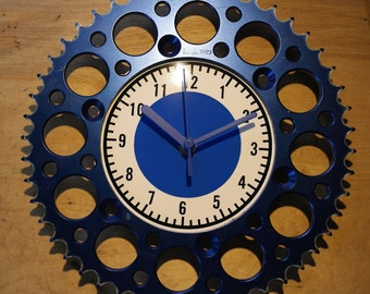 Dirt bike sprocket-motorbike gear clock