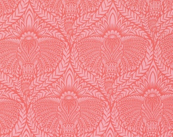Eden Deity Orchid - Tula Pink - Cotton Woven by the yard