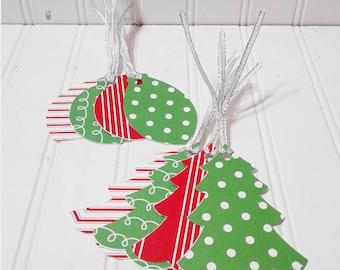 Christmas Gift Tags - Set of 8