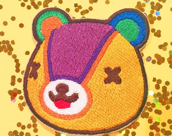 Animal Crossing Stitches Patch
