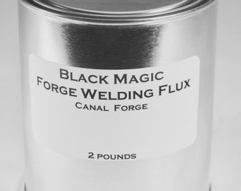 Blacksmith Forge Welding Flux Black Magic 2#