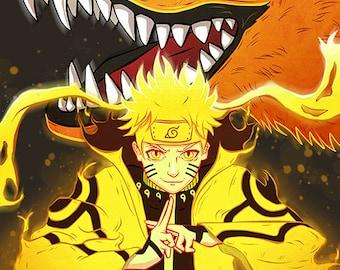 Naruto Poster Print