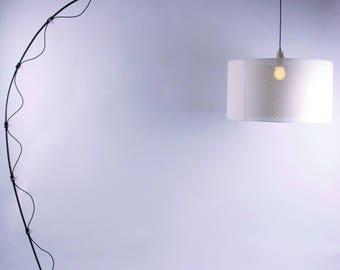 "Floor Lamp ""Der Angler"""