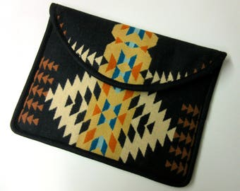 """13"""" MacBook PRO with Retina Display Laptop Cover Sleeve Case Blanket Wool from Pendleton Oregon"""