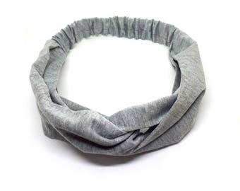 Headband-Grey