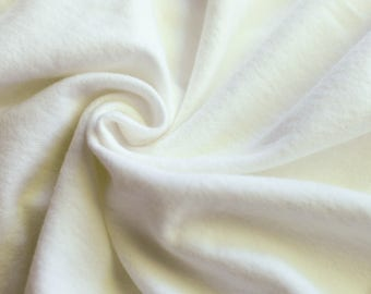 Organic Cotton Fleece, Doll Lining Fleece