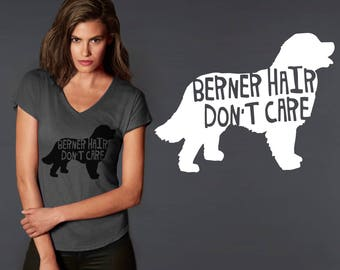Bernese Mountain | Bernese Mountain Dog | Dog Shirt | Dog Lover Gift | Custom T-shirts | Personalized T-shirts | Korena Loves
