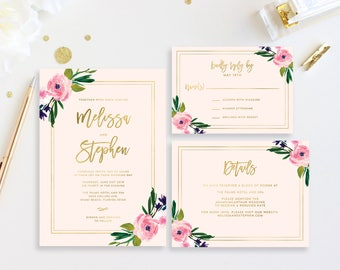 Custom Wedding Gifts and DIY Printables by BexCreativeCo on Etsy