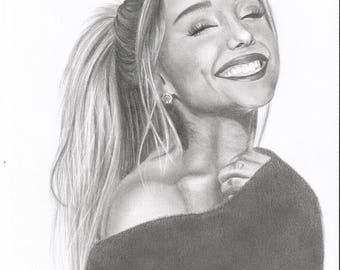 Ariana large Print