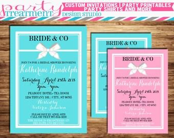 Bride and Co Bridal Shower Invitation