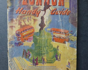 St Evelyn Thomas's Handy Guide to London 1947