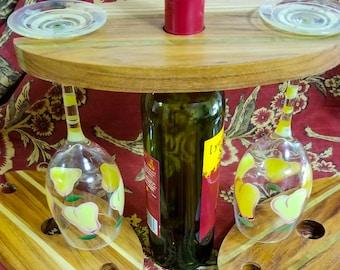 Wine Lovers Glass Holder
