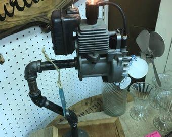 Carburator Lamp