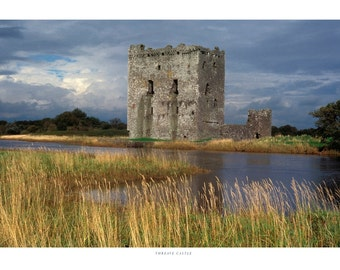 Threave Castle and River Dee, Galloway