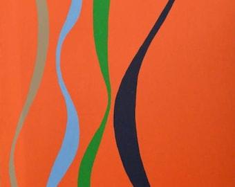 Original Modern Art, Abstract Art, Modern Painting, Contemporary Art