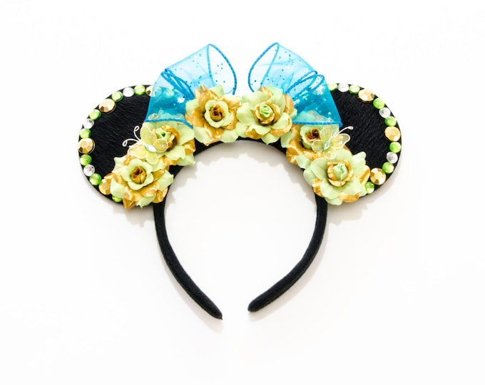 Pixie Mouse Ears Headband