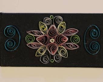 Quilled Mandala Design