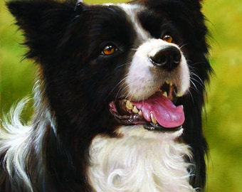 Border Collie Garden Flags