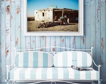 Photographie Fine Art - Chott el-Jérid  - Tunisie