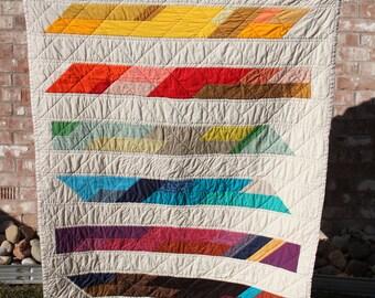 Field Stripe Quilt