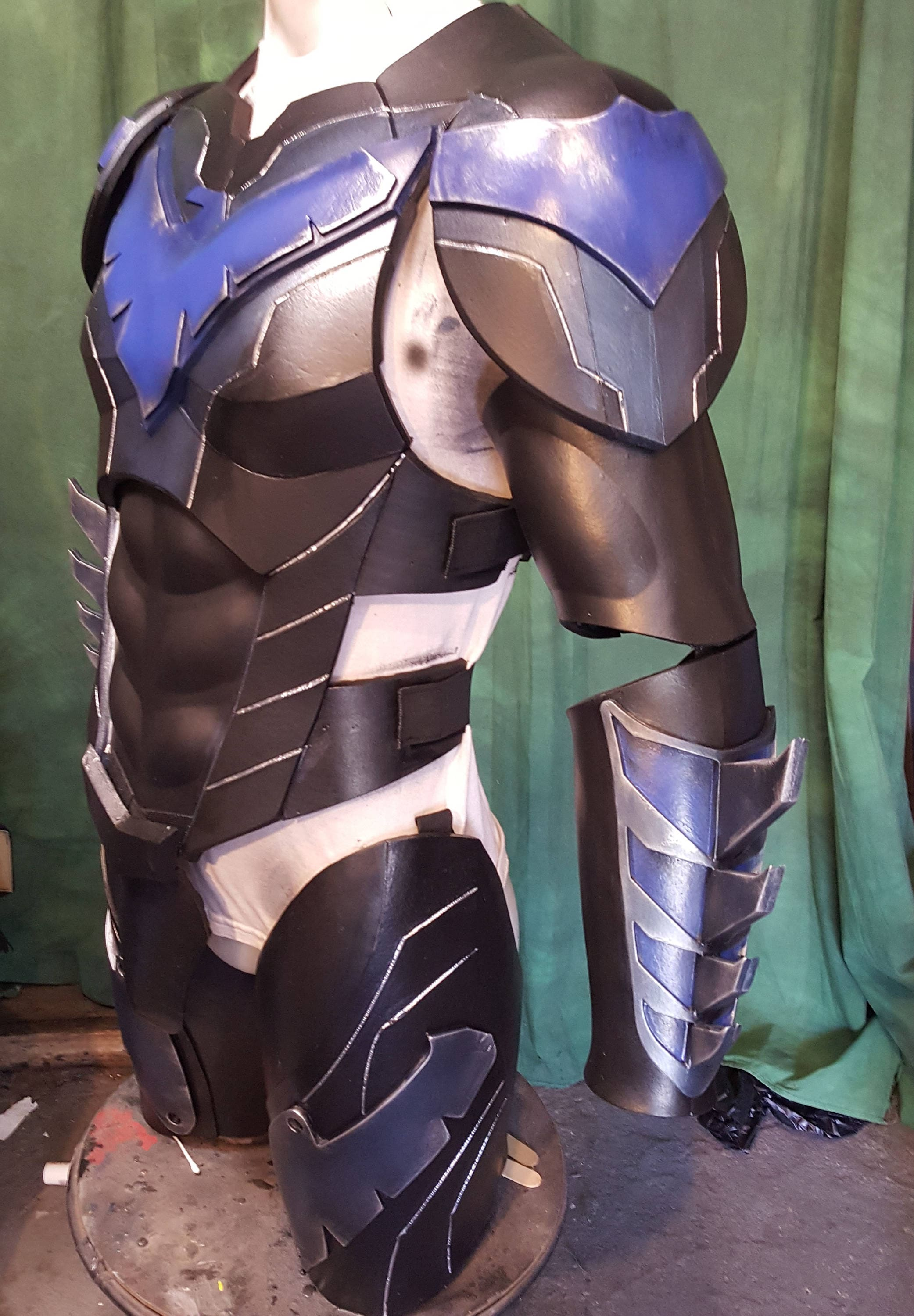 Nightwlng complete foam armor templates from xiengprod on etsy studio this is a digital file maxwellsz