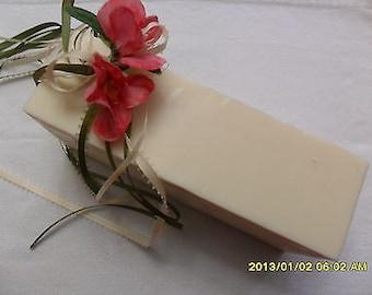 Patchouli Lavender Soap Loaf 2 Lb.  Upick Block or Sliced