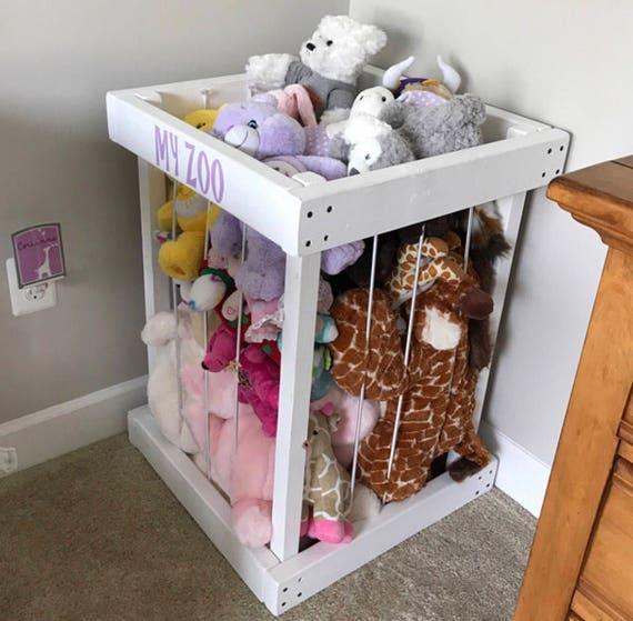 On sale stuffed animal storage stuffed animal zoo stuffed solutioingenieria Image collections
