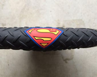 Superman Car Truck Steering Wheel Cover