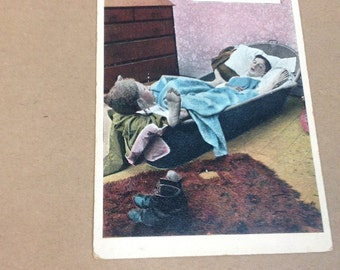 Comic Postcard