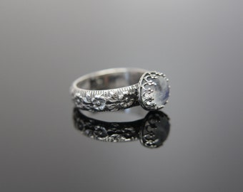 hippie wedding rings boho engagement ring etsy 4803