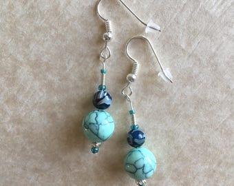 Everglade earrings