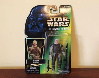 Vintage Star Wars Dengar Figure