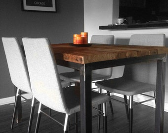 The Post Dining Table // Small // 48L x 32W x 30H