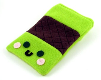JULY PREORDER 3ds XL Case / Custom Size Turtle animal pouch carrying case new 3ds / 3ds xl / nintendo switch / psp vita holder cozy