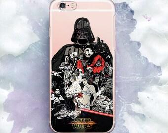 Star Wars iPhone 7 Plus Case Darth Vader iPhone 8 Case Skywalker Samsung S7 Edge Galaxy S8 Plus iPhone Se Case iPhone 5 5S Star Wars Gift 25
