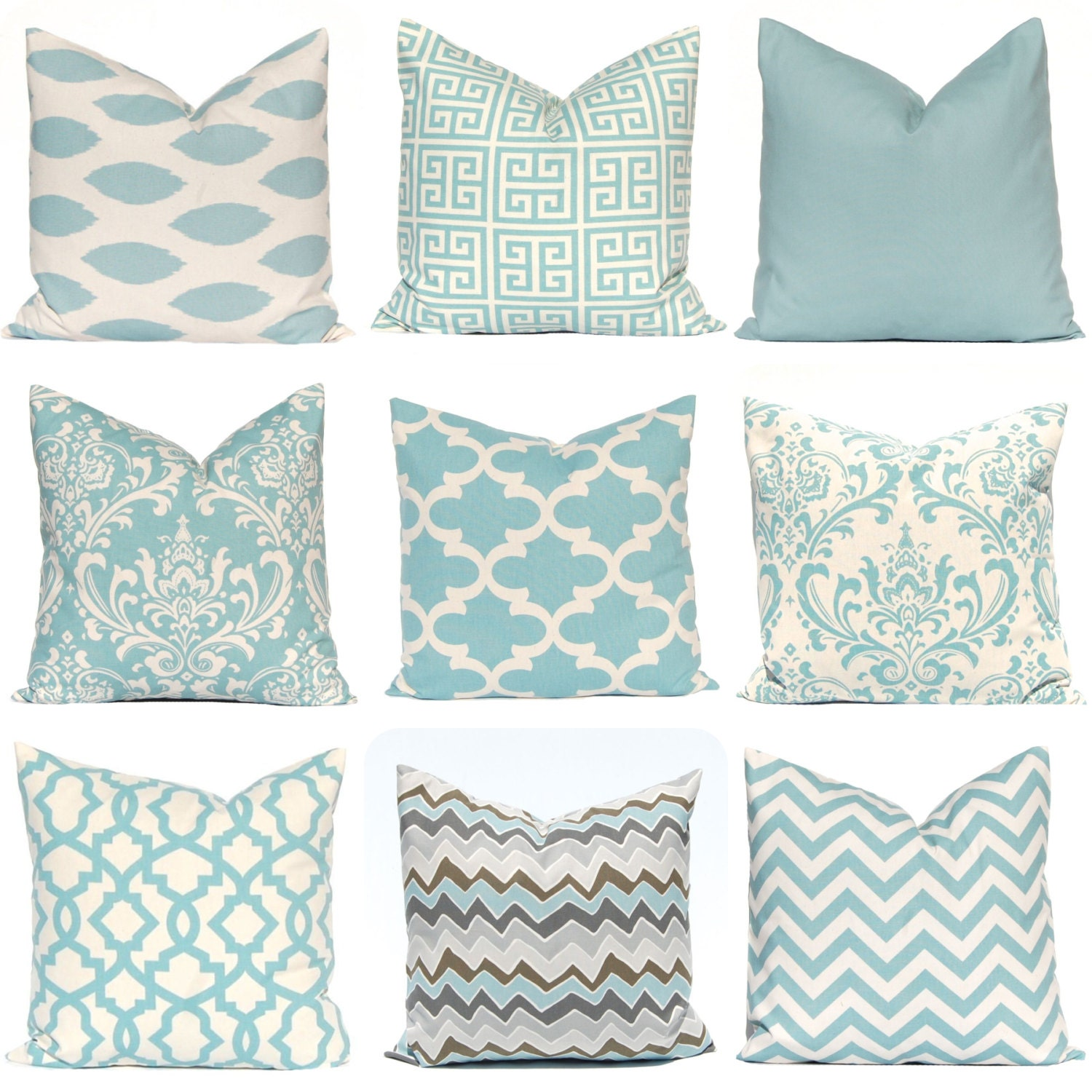 ideas with pillows new pillow castawaycovedecor brown by throw and blue covers