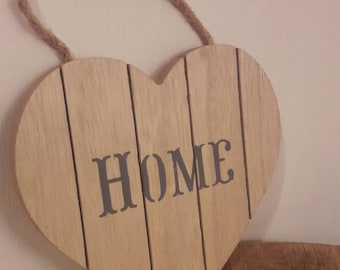 Personalised Homemade plaque
