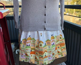 It takes a village of cats XL Skirt