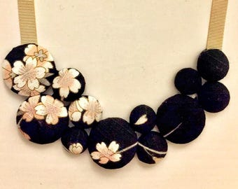 Japan Cherry Blossom Necklace