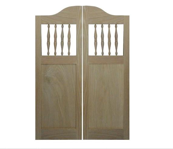 Shaker Style Cabinet Doors: Oak Cabinet Shaker Style Cafe Saloon Doors