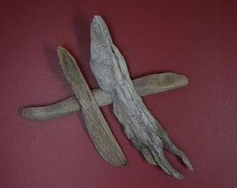 Driftwood Dragonfly - (Great wall decor and gift!)